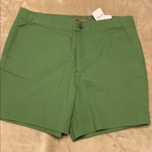 Lands' End Girls Size 14 Shorts NWT
